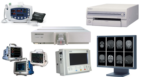 FootHills Medical Supply can repair and/or upgrade your monitors, transmitters, modules, analyzers and printers.